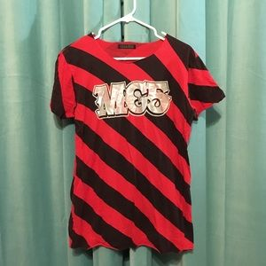 MC5 super fashionable tee for the rocker chick.